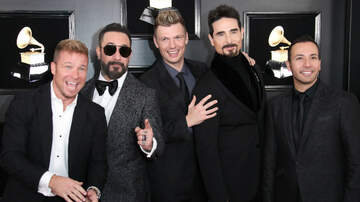 iHeartRadio Music Awards - Backstreet Boys Reveal Special Tour Opening Act At iHeartRadio Music Awards