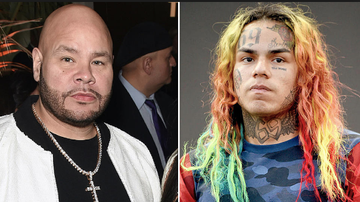 Qui West - Fat Joe Says He'll Die Before You See Him In A Pic With Tekashi 6ix9ine!