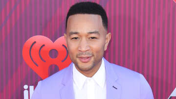 Entertainment - John Legend Takes Us To Church At The iHeartRadio Radio Music Awards