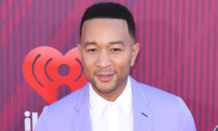 Trending - John Legend Takes Us To Church At The iHeartRadio Radio Music Awards