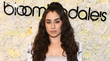 iHeartRadio Music Awards - Lauren Jauregui Tributes Late Dog's Life After iHeartRadio Music Awards Win