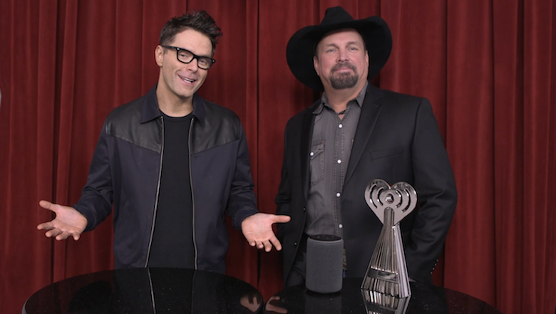 Bobby Bones & Garth Brooks Game Changer Tech Award