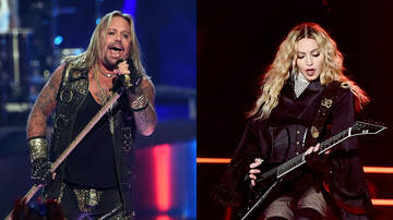 Rock News - Hear Mötley Crüe Cover Madonna's Like A Virgin