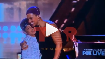 Jess Live - Did You Watch the iHeartRadio Music Awards?? Alicia Keys and Her Son