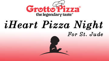 None - iHeart Pizza Night for St. Jude!