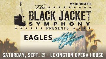 None - Black Jacket Symphony Performing Eagles' Hotel California