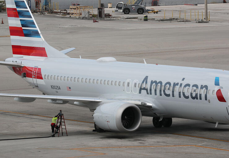 American Airlines pilots union advises pilots to refuse service to Venezuela