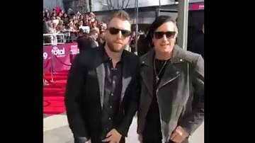 Laura KBPI - Three Days Grace wins Rock Artist of the Year at iHeartRadio Music Awards