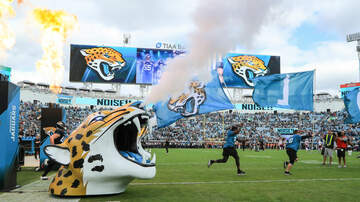 97.3 The Game News - Drone Clouds Headed to TIAA Bank Field for Jaguars Games?