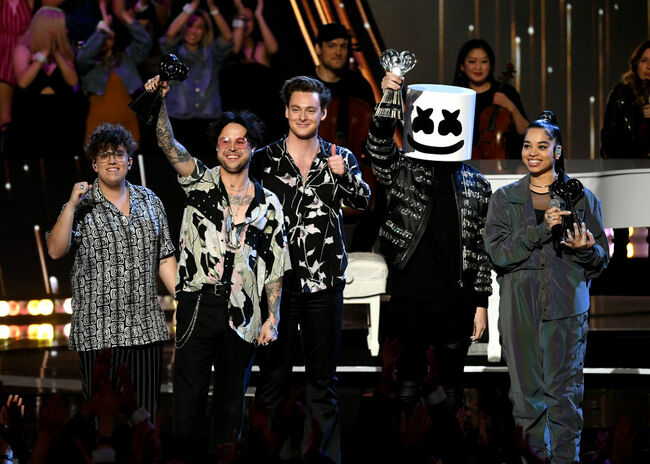 2019 iHeartRadio Music Awards – Show