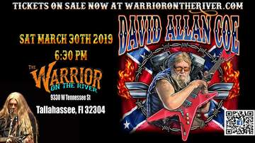 None - Country Legend David Allan Coe on the River