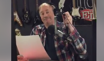 Corey & Patrick In The Morning - Corey's Week in Review - Studio View - One-liners, puns, satire, savagery..
