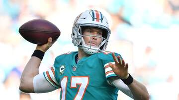 WINZ Local News and Sports - Dolphins Trade Quarterback Ryan Tannehill