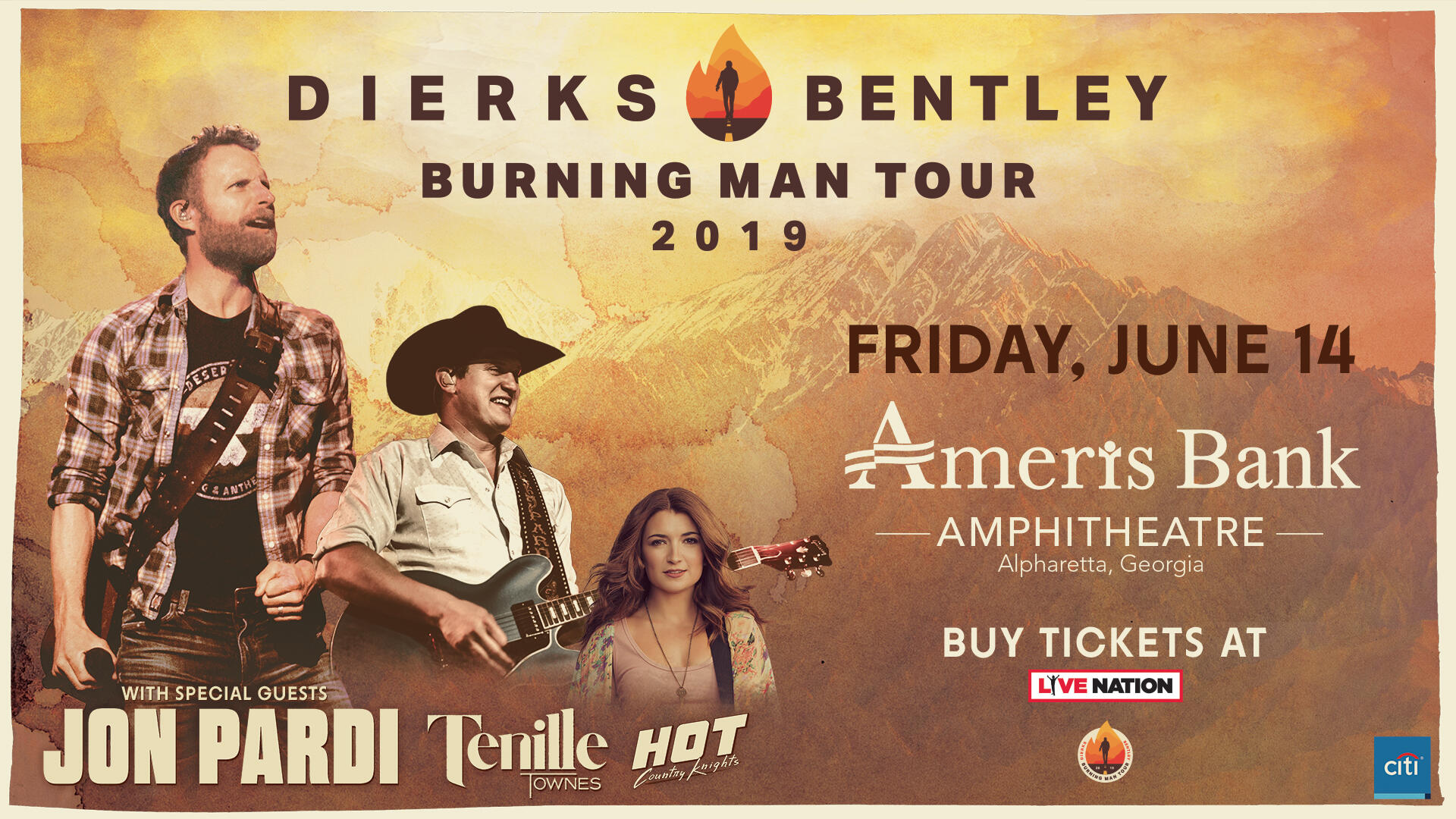 dierks bentley burning man lineup