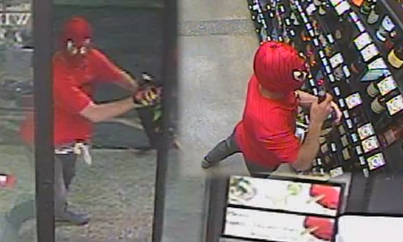 Weird News - Florida Man Disguised as Spider-Man Steals Liquor and Cigarettes