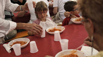 None - Third Annual Spaghetti Dinner