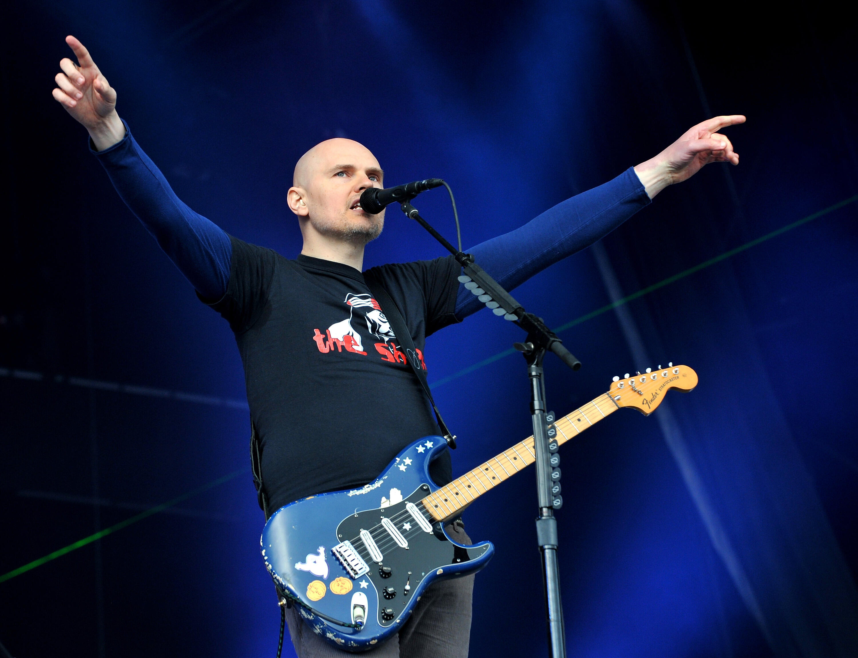 10 Things You Might Not Know about Birthday Boy Billy Corgan