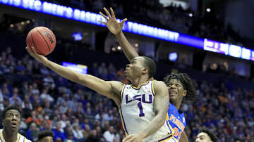 Louisiana Sports - Top-Seeded LSU Falls To Florida At SEC Tournament