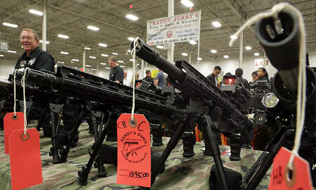 National News - There Are Roughly 423 Million Guns In America According To Federal Data