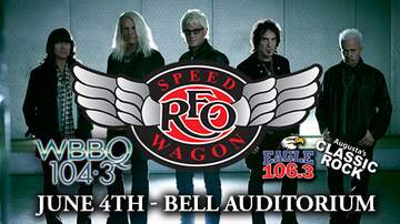 None - WBBQ Presents REO SPEEDWAGON!