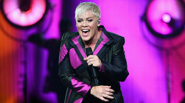 AT40 - Pink Shares Photos of Family Moments on Tour