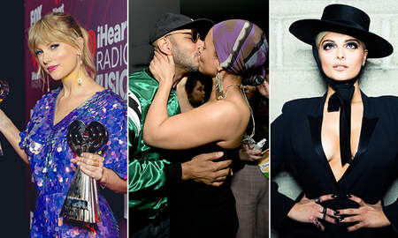 Trending - 2019 iHeartRadio Music Awards Backstage Pass: See The Photos