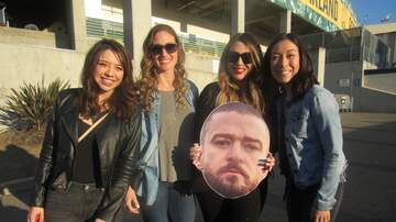 Photos - Justin Timberlake Concert @ Oracle Arena 3.15.19
