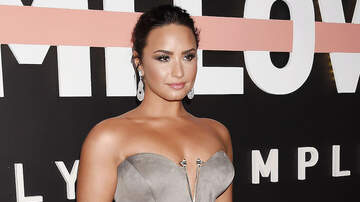 Entertainment News - Demi Lovato Reflects On Would-Be 7-Year Sobriety Anniversary