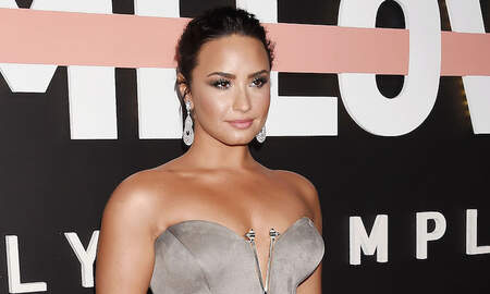 Trending - Demi Lovato Reflects On Would-Be 7-Year Sobriety Anniversary