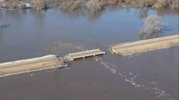 Randy Sierra - Flooding is unbelievable right now