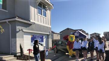 Photos - Granville Homes Home Of Hope Grand Opening!