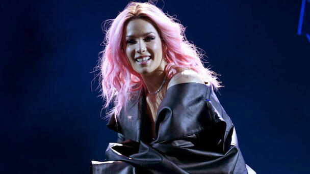 Hear A Snippet Of A Heavy Rock-Influenced Song Off Halsey's New Album
