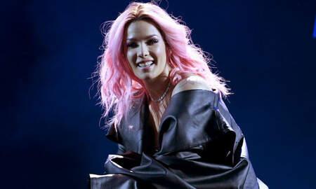 Entertainment News - Halsey Praises Woodstock Lineup After It Receives Backlash