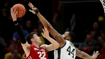 Wisconsin Badgers - Michigan State defeats Wisconsin in Big Ten Tournament Semifinals 67-55