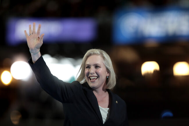 Kirsten Gillibrand officially jumps into 2020 race, teases speech at Trump hotel in New York