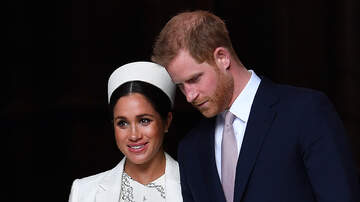 Music News - Meghan Markle's Second Baby Shower Will Be Held At Buckingham Palace
