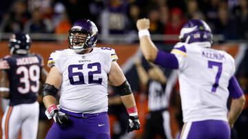 Vikings Blog - Nick Easton has THREE TEAMS he's choosing between, will make up his Monday