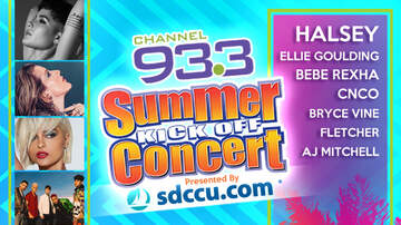 None - 2019 Channel 93.3 Summer Kick Off Concert in San Diego
