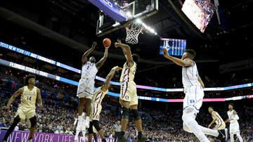 Sports Desk - Duke, Virginia, North Carolina and Gonzaga Top Seeds in NCAA Tourney