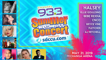 Kramer and Geena Mornings - Just Announced: 2019 Summer Kick Off Concert Lineup