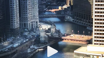The Laurie DeYoung Show - Check Out This Time Lapse Video Of The Chicago River Turning Green!