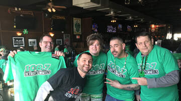Photos - WLLZ at McShane's Pub for St. Patrick's Day