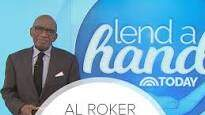 Dino - Al Roker Comes to Alabama to Help Feed Tornado Victims