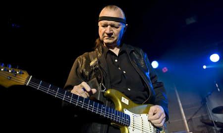 Rock News - Surf Guitar Legend Dick Dale Dies at 81