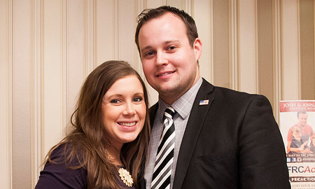 Entertainment News - Josh Duggar's Wife Anna Looks Unrecognizable In New Pic
