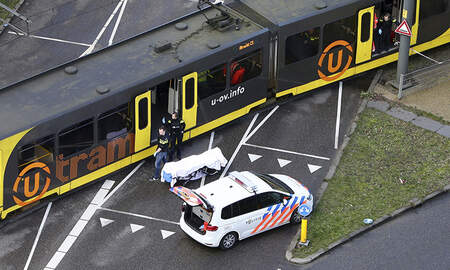 National News - Dutch Police Arrest Man Who Opened Fire On A Tram