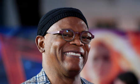 Angie Martinez - Samuel L. Jackson Unfazed After Loosing Fans Over Trump Stance