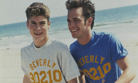 Trending - Brian Austin Green Defends Not Posting A Luke Perry Tribute