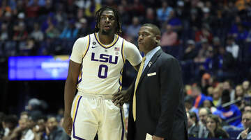 Louisiana Sports - LSU Heads To NCAA Tourney As No. 3 Seed In East Region