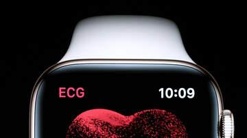 National News - Study: Apple Watch Could Detect Irregular Heartbeats
